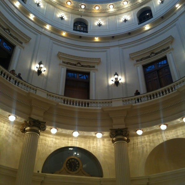 Photo taken at Centro Cultural Banco do Brasil (CCBB) by Mateus M. on 1/26/2013