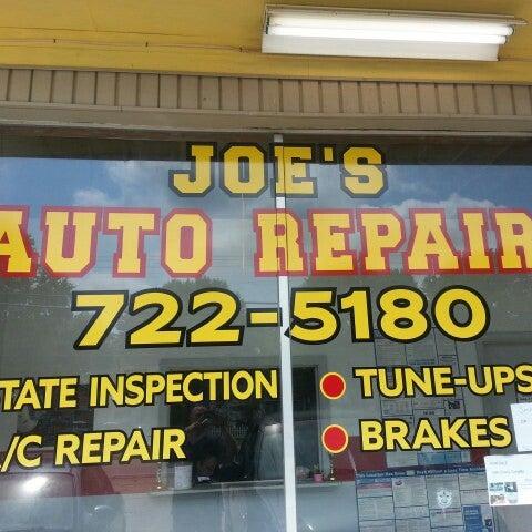 Joes Auto Repair >> Joe S Auto Repair Willow Oaks 1421 N King St