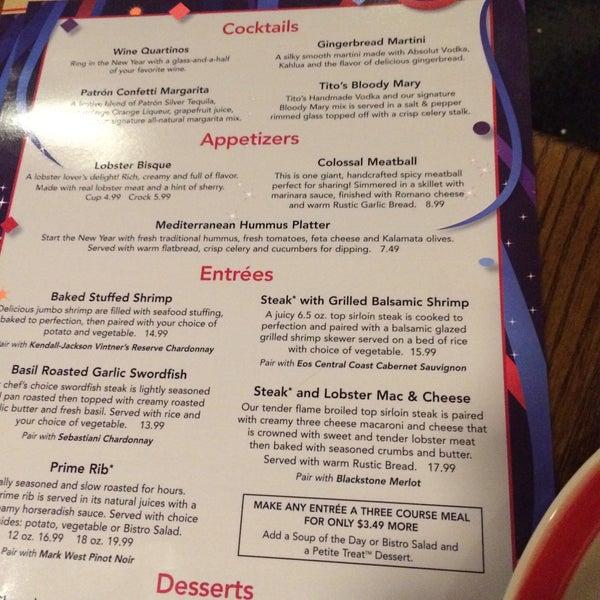 Photo Taken At Ninety Nine Restaurant By Gil G On 1 2016