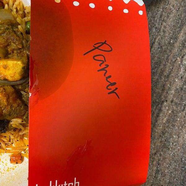 Снимок сделан в Deep Indian Kitchen пользователем Kunal M. 1/25/2021
