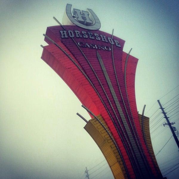 รูปภาพถ่ายที่ Horseshoe Hammond Casino โดย Rachel H. เมื่อ 4/28/2013