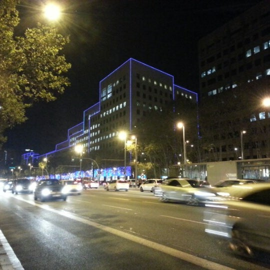 Photo prise au L'illa Diagonal par Estalin H. le11/30/2012