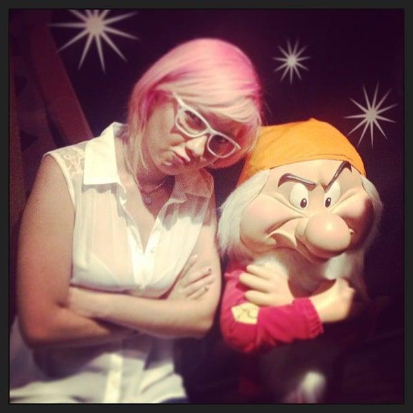 Foto scattata a Museo de Cera da Fatty G. il 7/29/2013