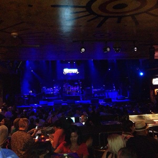 Снимок сделан в House of Blues пользователем Manny P. 5/9/2013