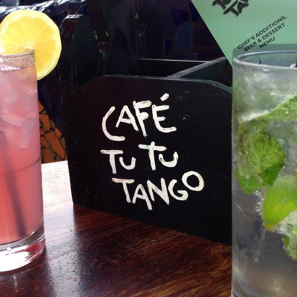 Foto diambil di Café Tu Tu Tango oleh Ann T. pada 4/18/2013