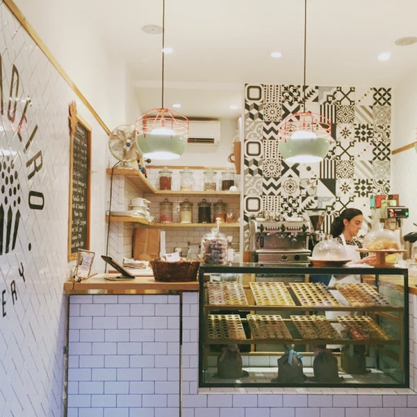 cute little bakery with delicious food and charming service