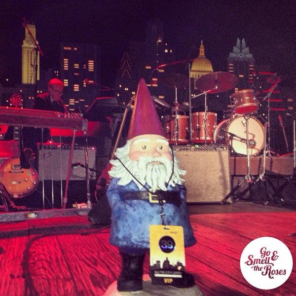 Das Foto wurde bei Austin City Limits Live von Roaming Gnome am 10/9/2013 aufgenommen