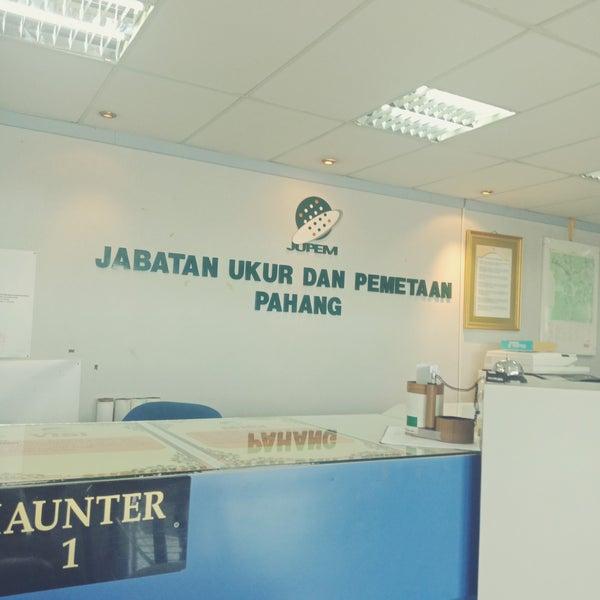 Jupem Pahang 2 Tips
