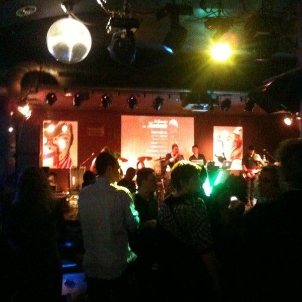 รูปภาพถ่ายที่ Bobino Club โดย Mario d. เมื่อ 1/29/2013