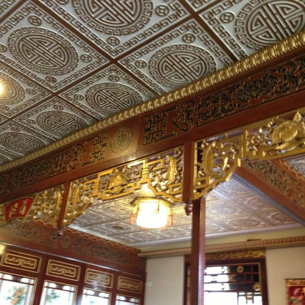 Снимок сделан в Golden Plaza Chinese Restaurant пользователем Roberto M. 1/4/2013