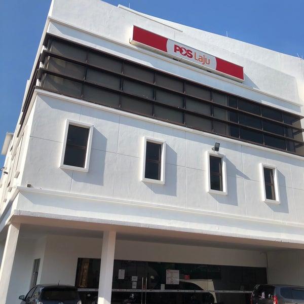 Poslaju Malaysia Petaling Jaya Kantor Pos Di Petaling Jaya