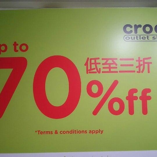 Crocs - Shoe Store in Kowloon City