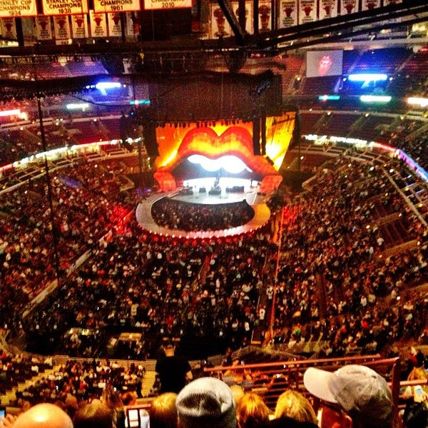 Foto tomada en United Center  por Jason F. el 5/29/2013