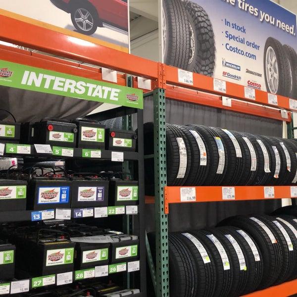 Costco Tire Center - 1 tip