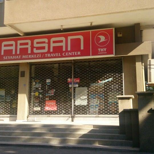 Photo taken at Arsan Turizm Ve Seyahat Acentası by Burhan D. on 8 2 4502a3db50c11