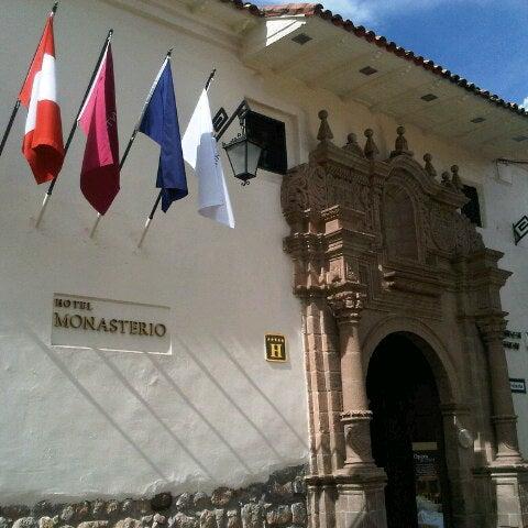 Foto diambil di Belmond Hotel Monasterio oleh Tan P. pada 5/25/2013