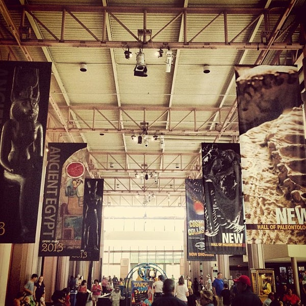 Foto scattata a Houston Museum of Natural Science da Tom R. il 6/15/2013