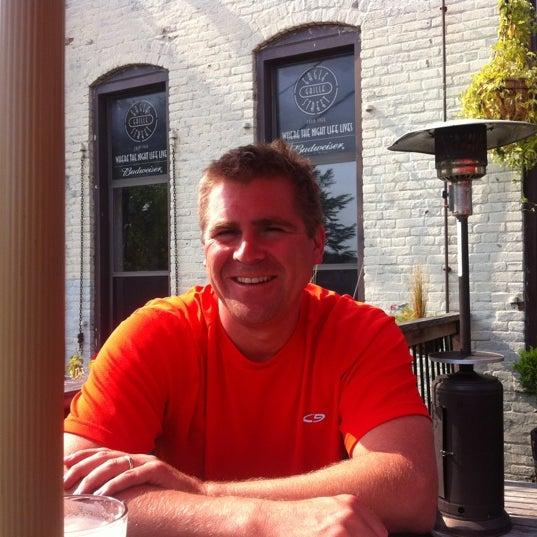 Das Foto wurde bei Eagle Street Grille von Ben W. am 9/16/2012 aufgenommen