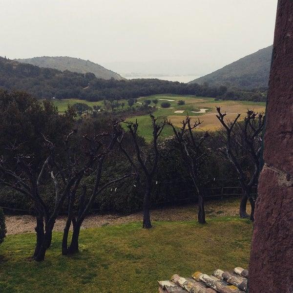 Foto scattata a Argentario Golf Resort & Spa da Valeria C. il 3/16/2015