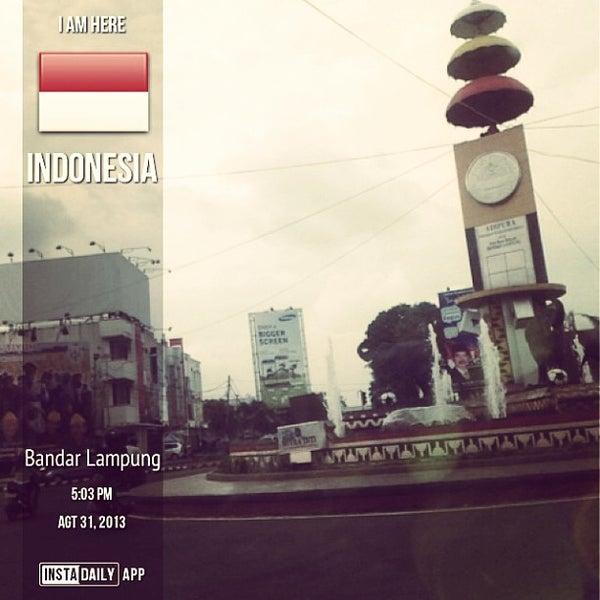 Foto tomada en Bandar Lampung por Yustika A. el 9/2/2013