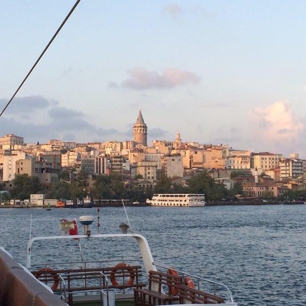 9/14/2014 tarihinde Gülay D.ziyaretçi tarafından Seyr-ü Sefa Teknesi | İstanbul Tekne Kiralama & Teknede Düğün'de çekilen fotoğraf