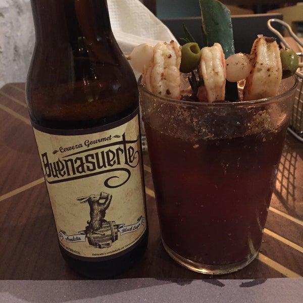 Me encanto la comida y la cerveza jarocha lo máximo 💋