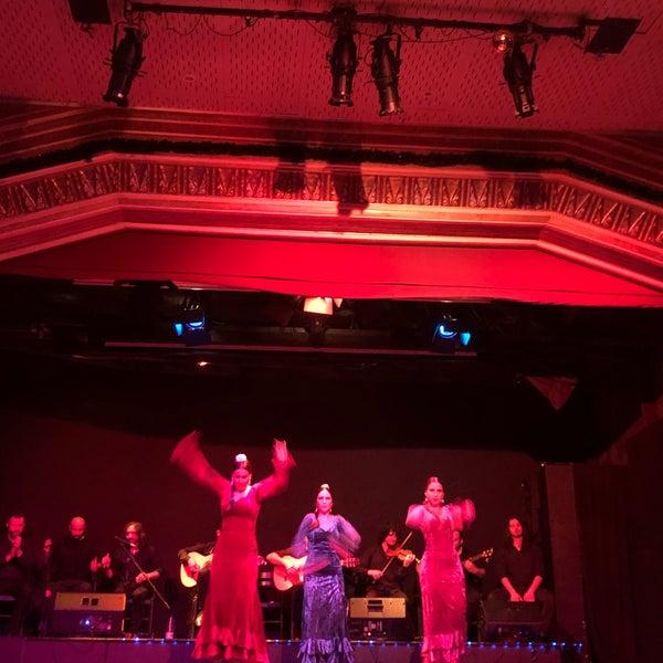 12/4/2019にMDがPalacio del Flamencoで撮った写真