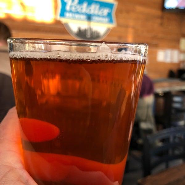 รูปภาพถ่ายที่ Peddler Brewing Company โดย Todd T. เมื่อ 11/30/2019