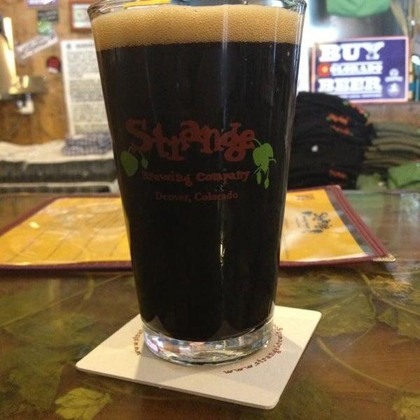 Das Foto wurde bei Strange Craft Beer Company von Michael F. am 7/27/2013 aufgenommen