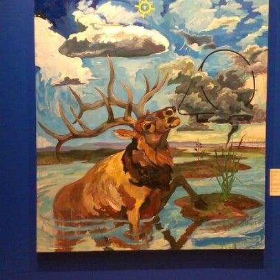 10/13/2012にJerseyStupkaがThe Rockwell Museumで撮った写真