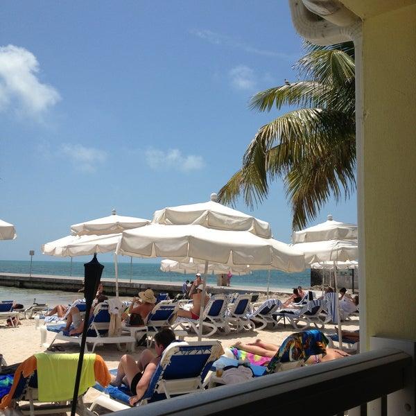 Foto tirada no(a) Southernmost Beach Cafe por Will N. em 4/20/2013