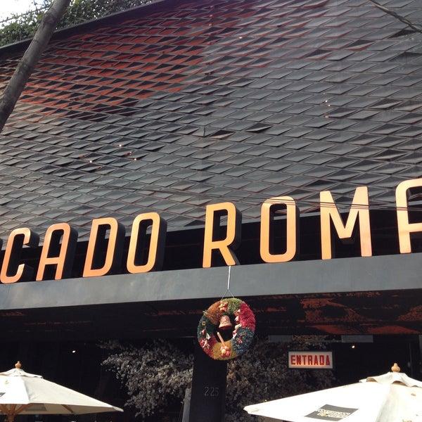 12/20/2015에 Ale M.님이 Mercado Roma에서 찍은 사진