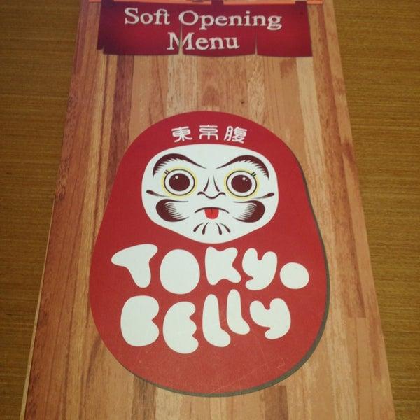 Foto tomada en TOKYO BELLY por O'o M. el 1/18/2013