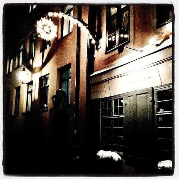 1/24/2013 tarihinde Mick Y.ziyaretçi tarafından Den Gyldene Freden'de çekilen fotoğraf