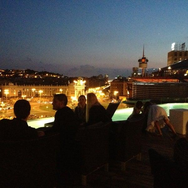 9/24/2013에 Francesc M.님이 Piscina B-Hotel에서 찍은 사진