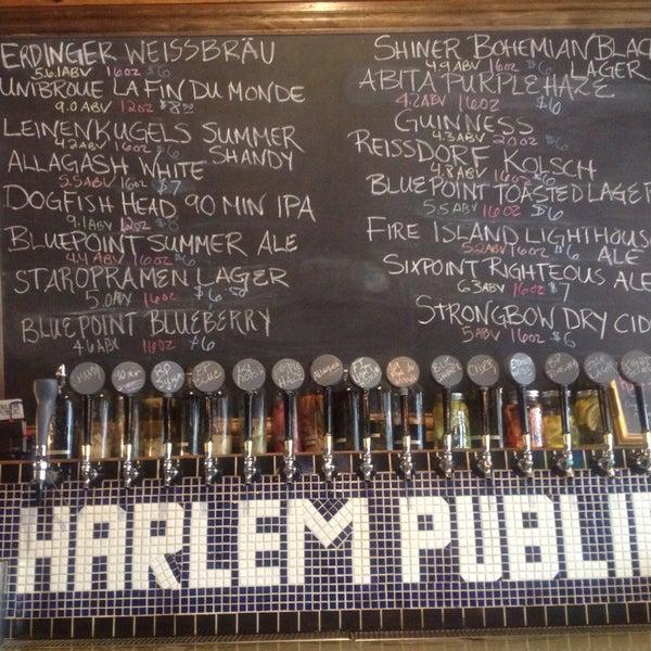 รูปภาพถ่ายที่ Harlem Public โดย Teri เมื่อ 6/8/2013
