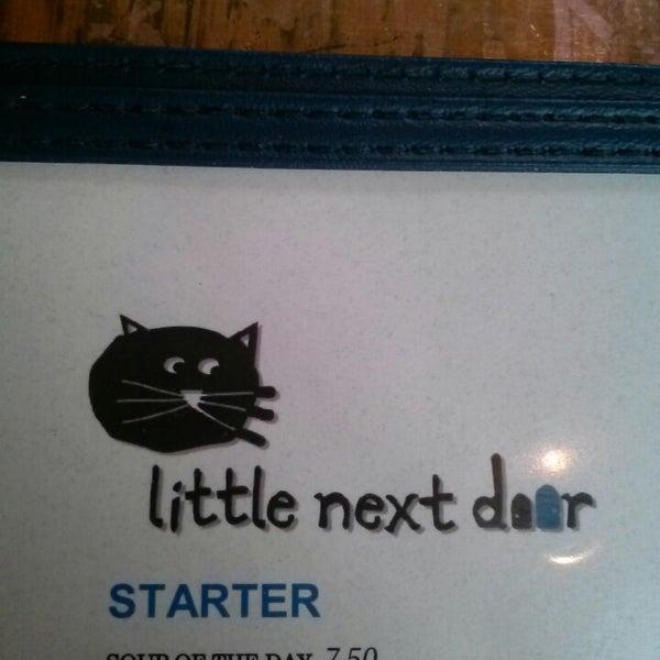 Foto tirada no(a) Little Next Door por Melissa L. em 4/14/2013