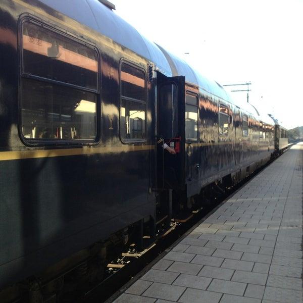 tåg uppsala göteborg