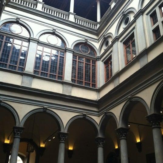 Photo prise au Palazzo Strozzi par ash. a. le10/8/2012