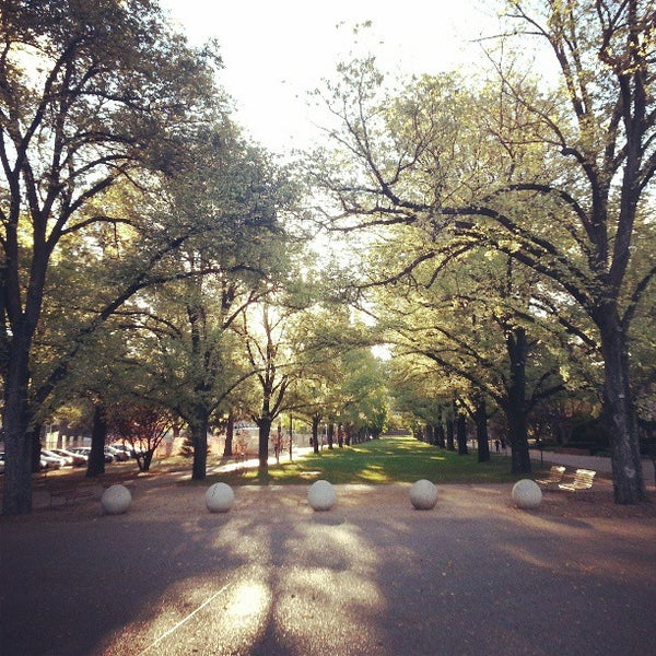 The Australian National University Anu