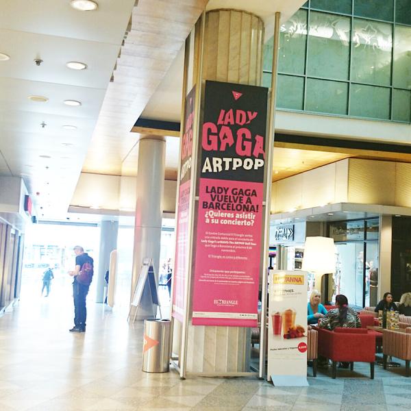 ¡Estás sorteando entradas al concierto de Lady Gaga en Barcelona!