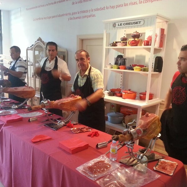 Photos at La Mesa Málaga Escuela de cocina - Dessert Shop in Málaga