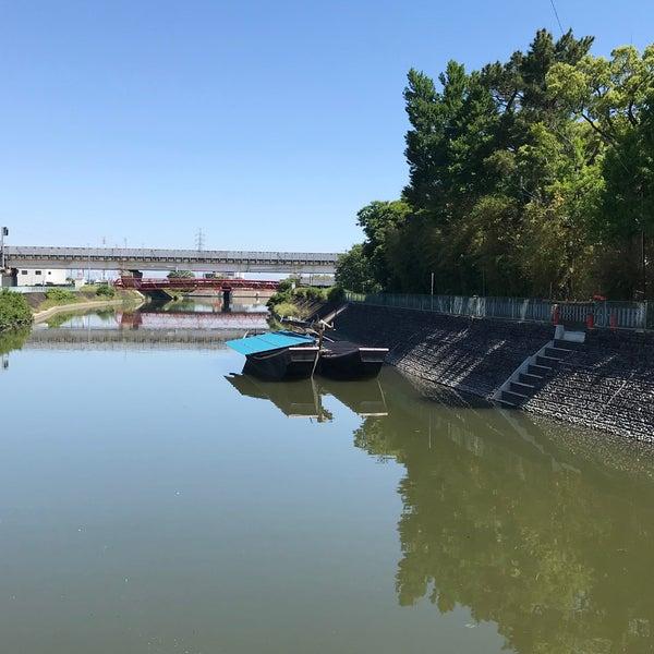 天王橋 - Bridge in 海部郡蟹江町大字須成