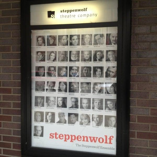 12/31/2012にJack M.がSteppenwolf Theatre Companyで撮った写真