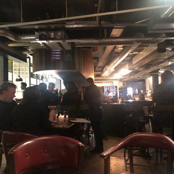 Heddon Street Kitchen Restaurant In London