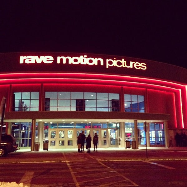 Rave Motion Pictures Ann Arbor 20 - Multiplex