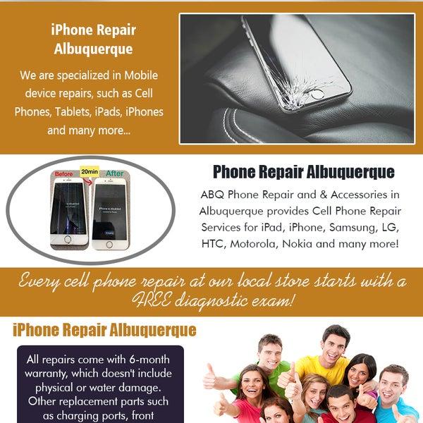 Cell Phone Repair Albuquerque >> Abq Phone Repair Accessories Uptown 7101 Menaul Blvd