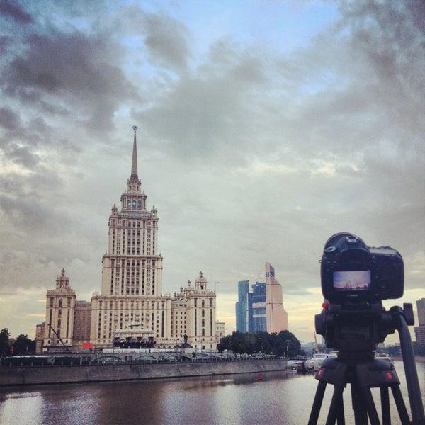 Foto scattata a Radisson Royal Hotel da Dmitry A. il 7/25/2013