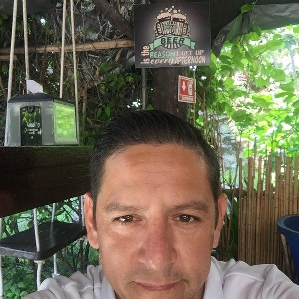 Foto tirada no(a) Popol Vuh Restaurante por Orlando M. em 8/21/2016