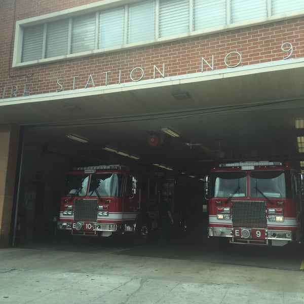 Photos at LAFD Fire Station 9 Skid Row - Central City East - 430 E